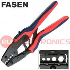 Обжимной инструмент кримпер FASEN DR-416TX