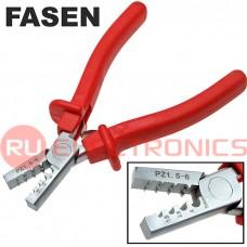 Обжимной инструмент кримпер FASEN PZ 1.5-6