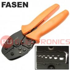 Обжимной инструмент кримпер FASEN FSC-0510GF