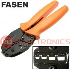 Обжимной инструмент кримпер FASEN FSC-1035GF