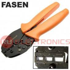 Обжимной инструмент кримпер FASEN FSC-2550GF