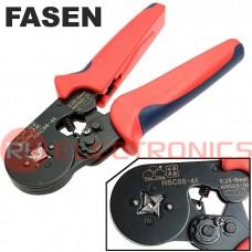 Обжимной инструмент кримпер FASEN HSC8 6-4A