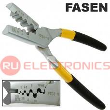 Обжимной инструмент кримпер FASEN PZ 0.5-16
