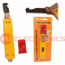 Стриппер для снятия изоляции кабеля FASEN LY25-6