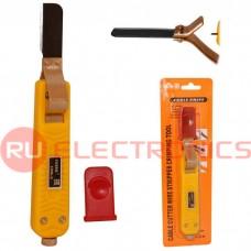 Стриппер для снятия изоляции кабеля FASEN LY25-5