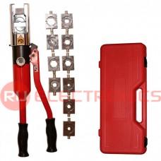 Кримпер гидравлический для обжима кабельных металлических наконечников FASEN ZHO-300