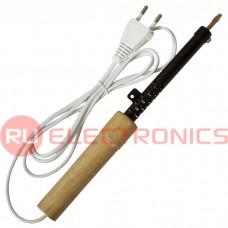 Паяльник ЭПСН RUICHI 220 В, 40 Вт, деревянная ручка