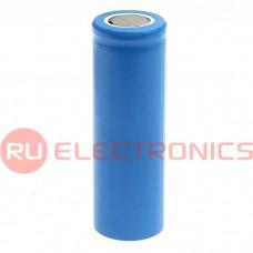 Аккумуляторная батарейка Li-ion RUICHI 18650, 3.7В, 2000 мАч, 18x65 мм