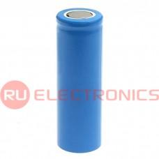 Аккумуляторная батарейка Li-ion RUICHI 18650, 3.7В, 800 мАч, 18x65 мм