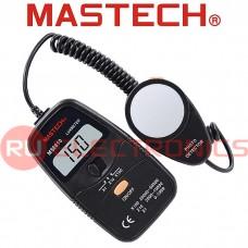 Люксметр цифровой MASTECH MY6243, 9 В, 2 измерения/c