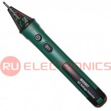 Индикатор сети, пробник MASTECH MS8907, 50-1000 В, 50 Гц, AC