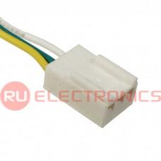 Межплатный кабель питания RUICHI HU-03, AWG26, 0,3 м