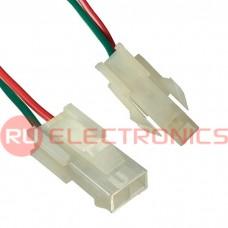Межплатный кабель питания RUICHI MF-2x1M, AWG20, 0,3 м
