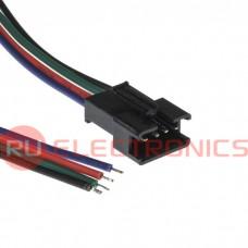 Межплатный кабель питания RUICHI SM коннектор, 4P*150 мм, 22AWG, разъём