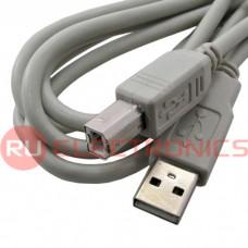 Компьютерный шнур RUICHI USB-B(m)-USB-A(m), 1.8 м