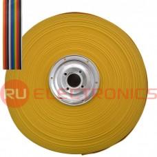 Кабельный шлейф RUICHI RCA-16, цвет мультиколор