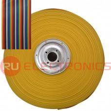 Кабельный шлейф RUICHI RCA-40, цвет мультиколор