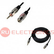 Stereo 3,5mm M-Stereo 3,5mm FGM1.5m