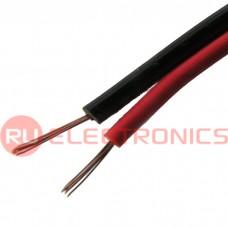 Акустический кабель RUICHI, 2x0.16, CU+CCA, красно-чёрный