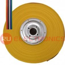 Кабельный шлейф RUICHI RCA-10, цвет мультиколор