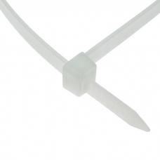 Кабельные стяжки RUICHI, 500x8, белые, 100 шт.
