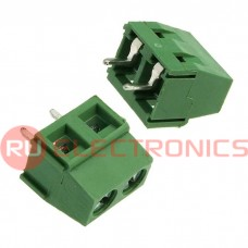 Терминальный блок RUICHI XY304V-A-02P, 5 мм, лифт