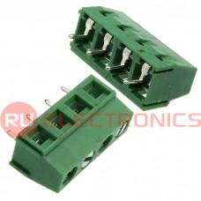 Терминальный блок RUICHI XY304V-A-04P, 5 мм, лифт