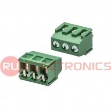 Терминальный блок RUICHI XY302V-03P, 3.5 мм, лифт