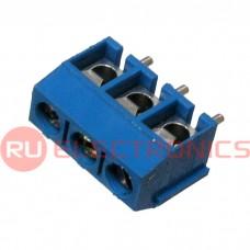 Терминальный блок RUICHI XY301V-A-3P, 5 мм
