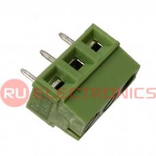 Терминальный блок RUICHI XY304V-A-03P, 5 мм, лифт