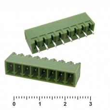 Клеммник разрывной SZC XY2500V-E-8, 3.81 мм