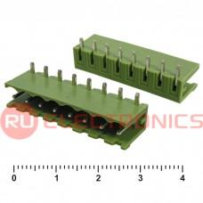 Клеммник разрывной RUICHI XY2500R-A-08P (2EDGR-08P), 5 мм