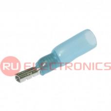 Клемма ножевая изолированная RUICHI FDD2-110(8) HST, синяя