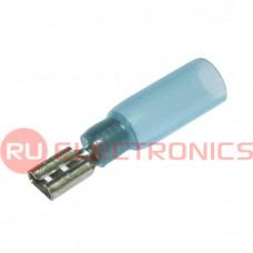 Клемма ножевая изолированная RUICHI FDD2-187(5) HST, синяя