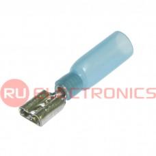 Клемма ножевая изолированная RUICHI FDD2-250 HST, синяя