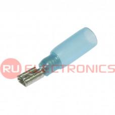 Клемма ножевая изолированная RUICHI FDD2-187(8) HST, синяя