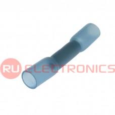 Соединитель проводов встык RUICHI BHT2 HST, синий