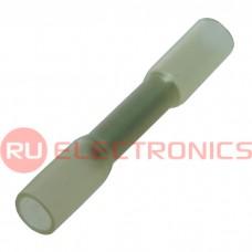 Соединитель проводов встык RUICHI BHT0.5 HST, белый