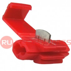 Скотчлок RUICHI CW-1.25, красный