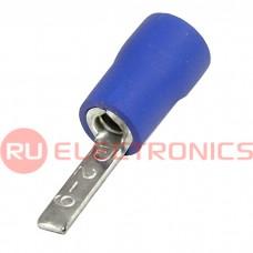 Клемма ножевая изолированная RUICHI DBV2-9 синий