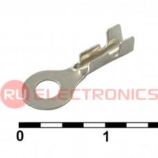 Клемма тип O неизолированная RUICHI DJ431-3A-B