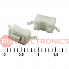 Тактовая кнопка RUICHI IT-1101NE-S, 6x3x4.3 мм