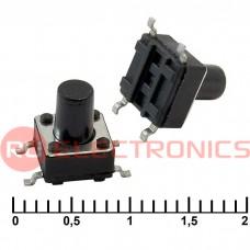 Тактовая кнопка RUICHI IT-1102WC, 6x6x8 мм