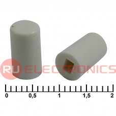 Колпачок для кнопок RUICHI A04, серый