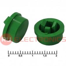 Колпачок для кнопок RUICHI A24, зелёный