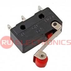Микропереключатель RUICHI SM5-05N-115-G45, 3 А, 250 В