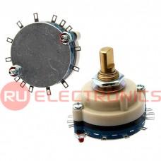 Галетный переключатель RUICHI RCL371-1-1-12