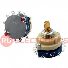 Галетный переключатель RUICHI RCL371-2-2-12