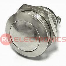 Кнопка антивандальная RUICHI PBS-28B,, OFF-ON, металлическая