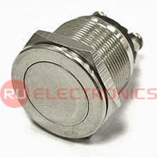 Кнопка антивандальная RUICHI PBS-28B-2,, OFF-ON, металлическая